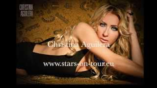 Christina Aguilera Tribute by Stars on Tour