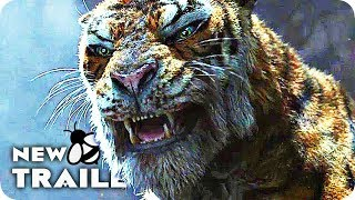 Mowgli Trailer (2018) Adventure Movie