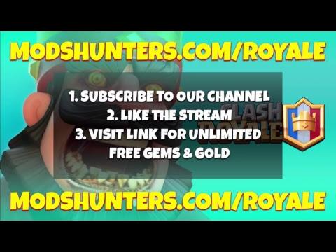 Clash Royale Hack   Free Clash Royale Gems Gold Unlimited   Clash Royale