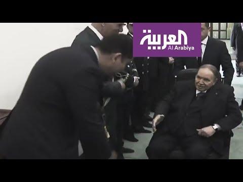 احتجاجات في الجزائر على ترشح بوتفليقة لولاية خامسة  - نشر قبل 5 ساعة