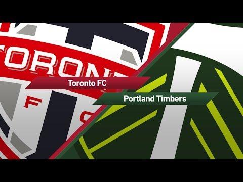 Highlights: Toronto FC vs. Portland Timbers   August 12, 2017