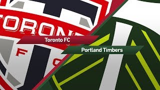 Video Gol Pertandingan Toronto FC vs Portland Timbers