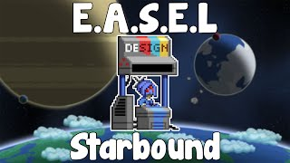 E.a.s.e.l. , Sign Vendor , Customize Your Signs!? - Starbound Guide Stable Build