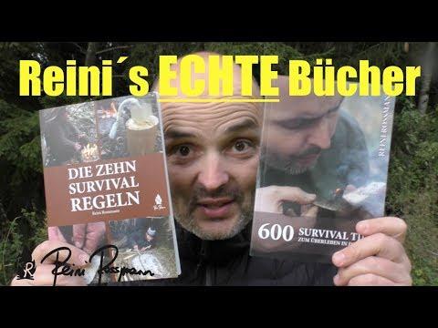 ECHTE Bücher von Reini Rossmann sind da!!!