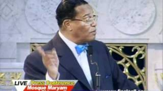 You Heard it FIRST ON WFOIMGT Farrakhan Blasts Government