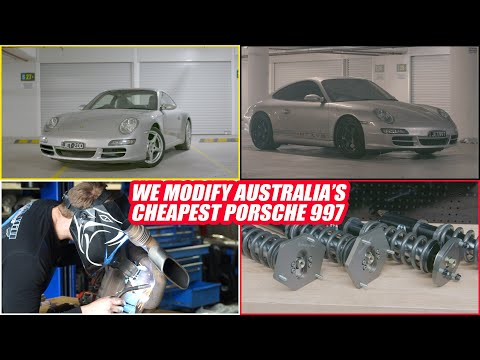 We Buy The Cheapest Porsche 997 In Australia! And Modify It - Motive Garage