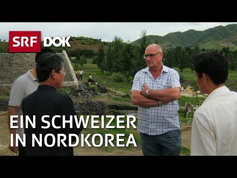 Ein Schweizer Diplomat in Nordkorea | Reportage | SRF DOK