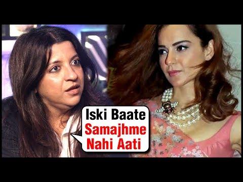 Zoya Akhtar SLAMS Kangana Ranaut For Manikarnika Controversy Mp3