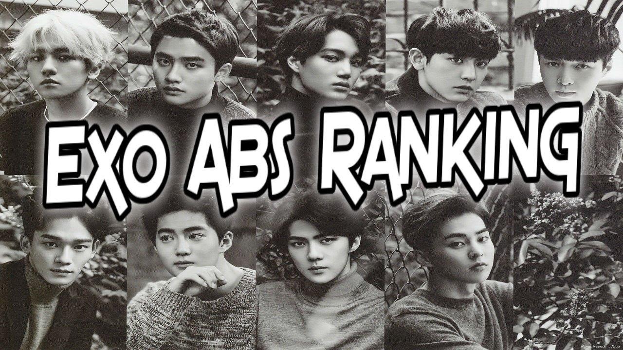 Exo abs ranking