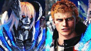 DEVIL MAY CRY 5 - Nero's Secret Form & Ichigo Kurosaki Gameplay Mod