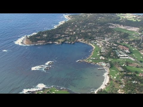Round 1 highlights from the AT&T Pebble Beach National Pro-Am