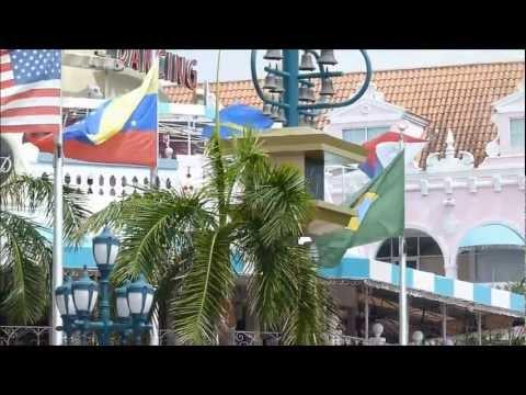 Cruise Ship Port Of Call: Aruba, Caribbean