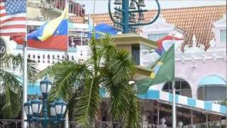 Cruise Ship Port of Call: Aruba, Caribbean