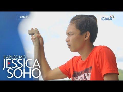 Kapuso Mo, Jessica Soho: Mangingisda, nagsauli ng napulot niyang cellphone