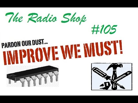 #105 Shop Construction and Updates