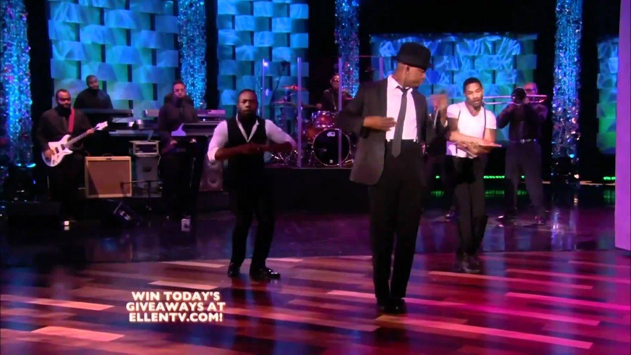 Download One in a Million - Ne-Yo (Live on Ellen DeGeneres 11-26-2010)