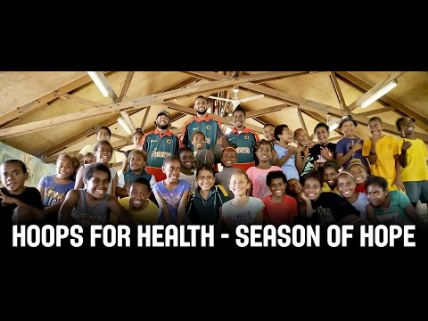 Hoops for Health - Season of Hope