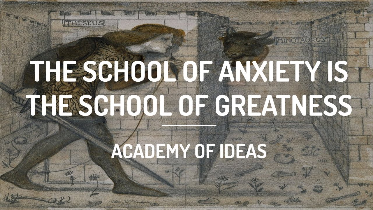 Anxiety: The Gift & The Curse