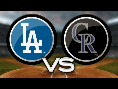 7/2/13: Kershaw blanks Rockies as Puig powers Dodgers
