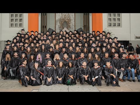 AFI Conservatory Commencement 2017