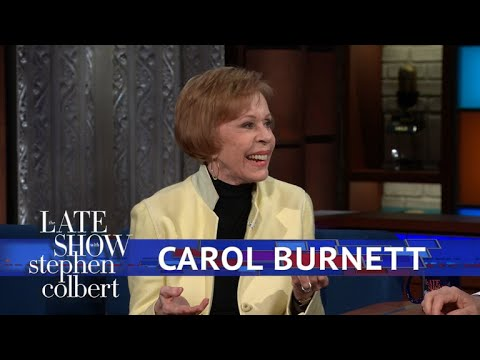 Carol Burnett Admits She Was Once A Con Artist