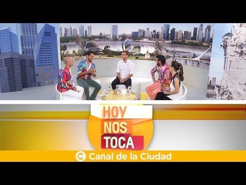 "<h3 class=""list-group-item-title"">Conversación y café con Los Tekis en Hoy nos toca</h3>"