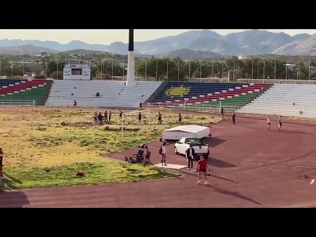 400m Sprint