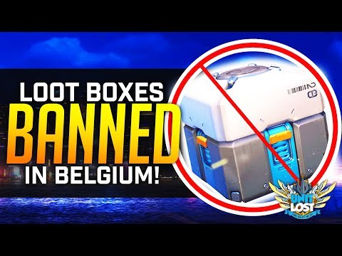 Overwatch Loot Boxes BANNED!