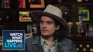 Dan Rather & John Mayer | Would You Rather | WWHL