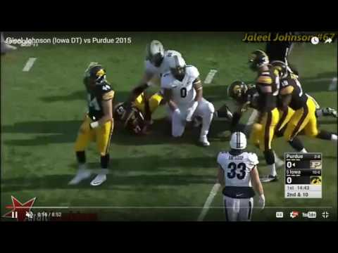 Draft Rehab 2017: Jaleel Johnson (Iowa) and Jamaal Williams (BYU)