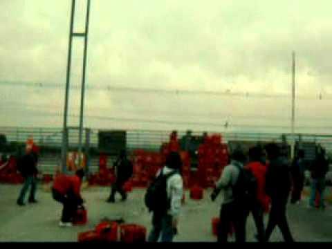 Coca Cola Toma De Fabrica En Santiago Chile Youtube