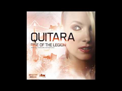 Quitara - Rise Of The Legion (Army Of Hardcore Anthem 2012)