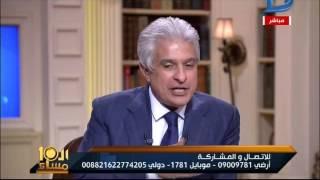 فيديو.. الإبراشي: «إن ساويرس يصحى من النوم ملقاش حزب أكبر نكتة»
