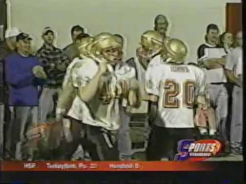 OVAC Rivalry football - 2003 Monroe Central v. River