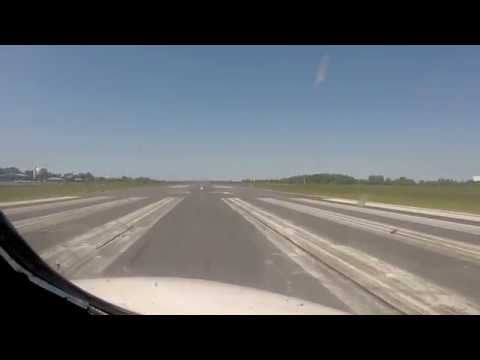 Bremerhaven to Helgoland - Full Flight with Britten Norman Islander BN-2