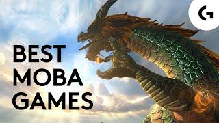 Best MOBA Games 2021 [Click, Click, BOOM!]