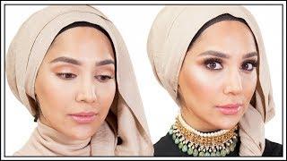 Natural to Night Makeup Look | Amena