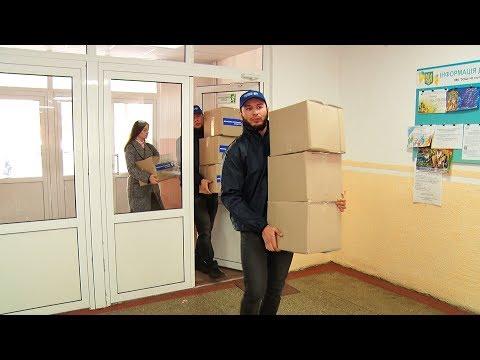 Помічники Миколая роздали на Закарпатті 5000 подарунків