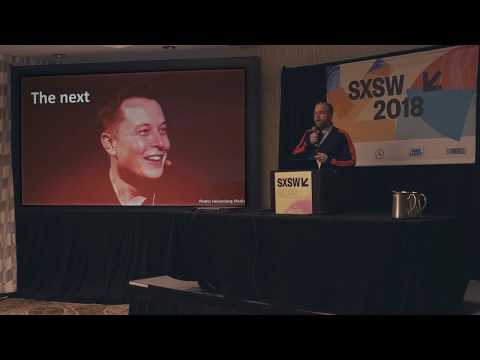 """Berlin Pitch at SXSW: Why you should move your startup to Berlin (aka """"the funniest pitch at SXSW"""")"""