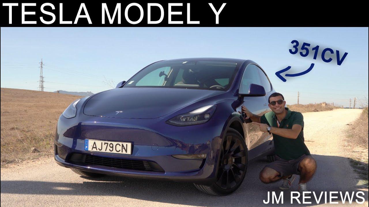 Tesla Model Y 2022 - Será Que Vai Vender Tão BEM Como O Model 3?? - JM REVIEWS 2021