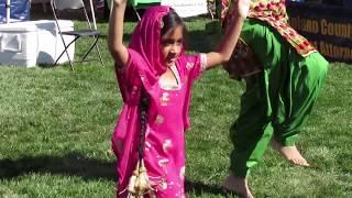 SHF Sikh Dance 2017