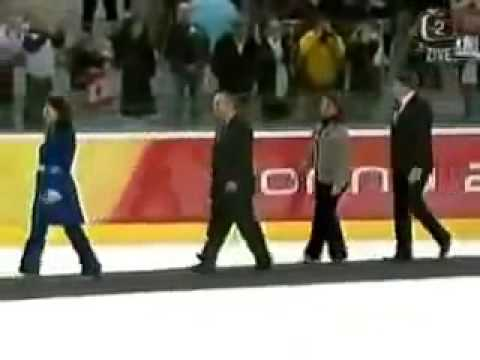 2006 Winter Olympics, Czech-Russia, 25 February 2006, Bronze medal game