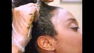 reshma femme henna temporary hair color tutorial