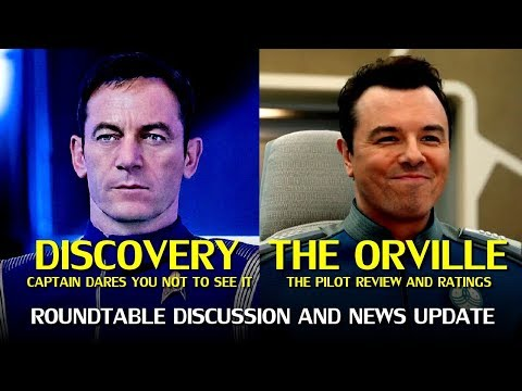 Star Trek Discovery Captain Dares Fans NOT to see it + The O