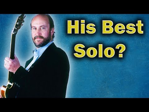 John Scofield - Some of the Greatest Double Time Lines I know