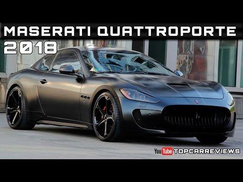 2018 Maserati Quattroporte Review Rendered Price Specs Release Date