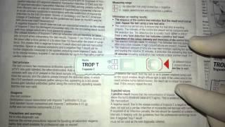ทบทวนวิธีการตรวจ Troponin T