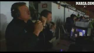 spain vs paraguay commentators go crazy spain vs paraguay south africa 2010