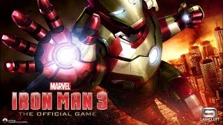 Iron Man 3 - The Official Game - Universal - HD Gameplay Trailer