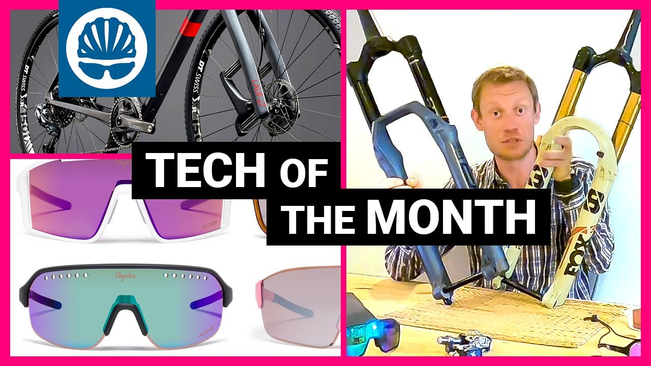 BIG Hitting Enduro Forks, £900 MTB Pedals & Wireless Shifting Gravel Bike | Tech of the Month | EP03